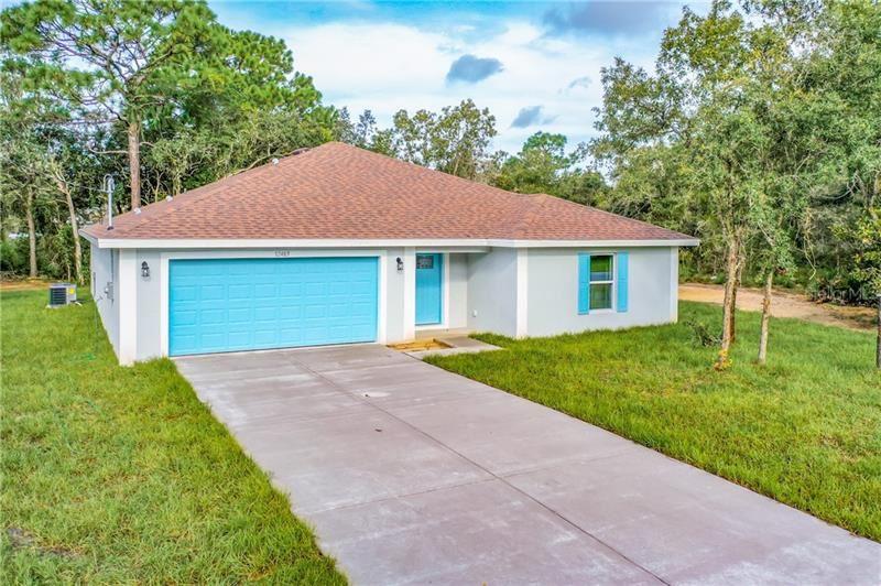 12483 HORNBILL ROAD, Weeki Wachee, FL 34614 - MLS#: L4918155