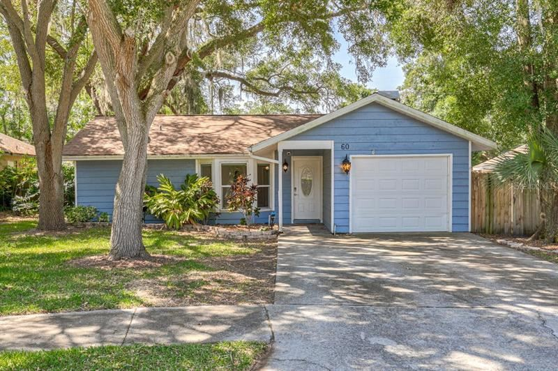 60 IRWIN STREET W, Safety Harbor, FL 34695 - MLS#: U8122155