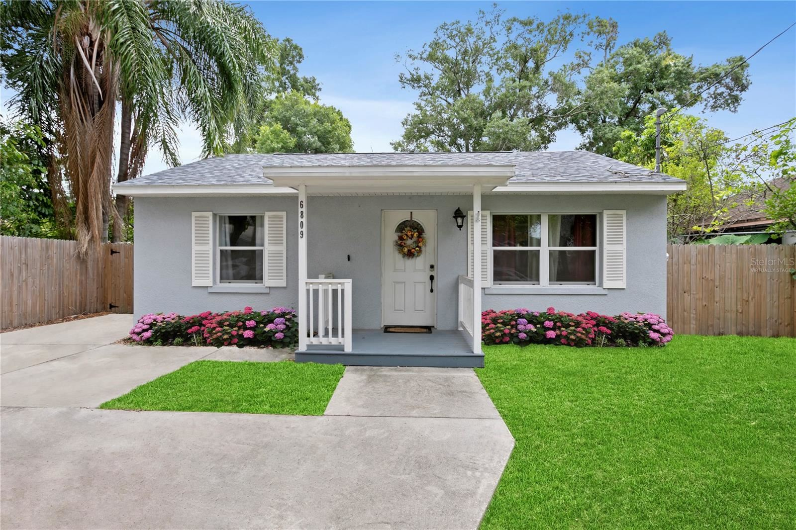 6809 N STERLING AVENUE, Tampa, FL 33614 - #: T3313156