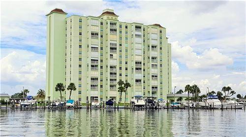 Photo of 400 64TH AVENUE #1202W, ST PETE BEACH, FL 33706 (MLS # U8072157)