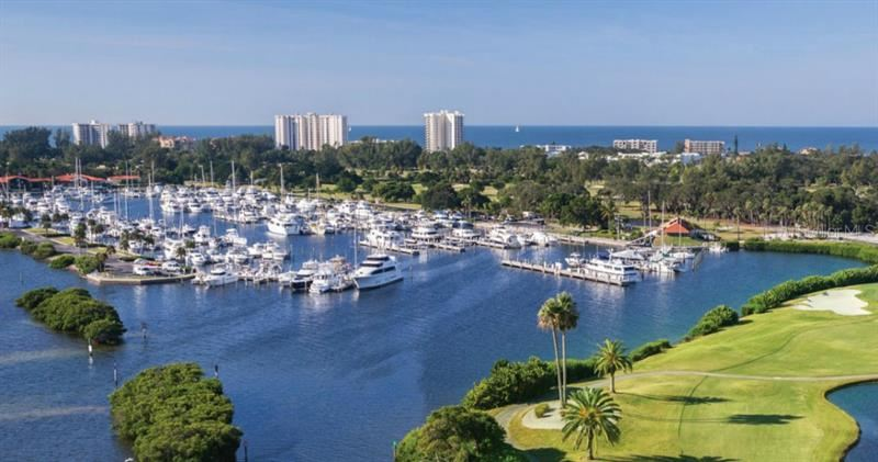 2800 HARBOURSIDE DRIVE #F-07, Longboat Key, FL 34228 - #: A4101157