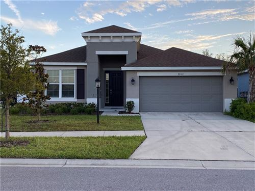 Photo of 7913 SILVER CLOVER COURT, RIVERVIEW, FL 33578 (MLS # T3337158)