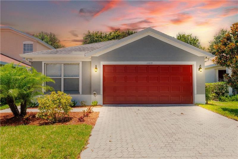 11609 HAMMOCKS GLADE DRIVE, Riverview, FL 33569 - #: T3253158