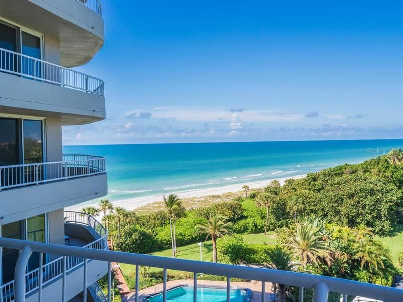 775 LONGBOAT CLUB ROAD #605, Longboat Key, FL 34228 - #: A4477159