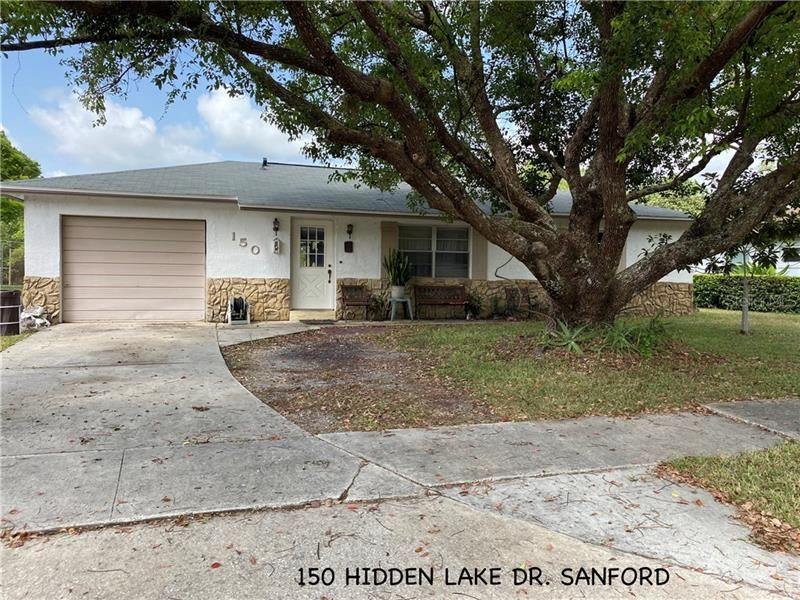 150 HIDDEN LAKE DRIVE, Sanford, FL 32773 - #: O5873160