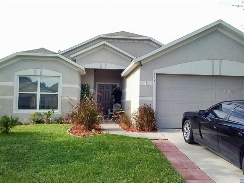 535 GILMORE STAGE ROAD, Orange City, FL 32763 - MLS#: O5942160