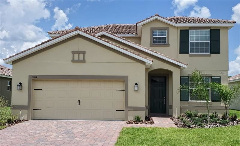 3057 BROOK STONE TERRACE, Davenport, FL 33837 - #: S5048160