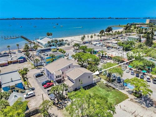 Photo of 3120 BEACH BOULEVARD S #1, GULFPORT, FL 33707 (MLS # U8120161)