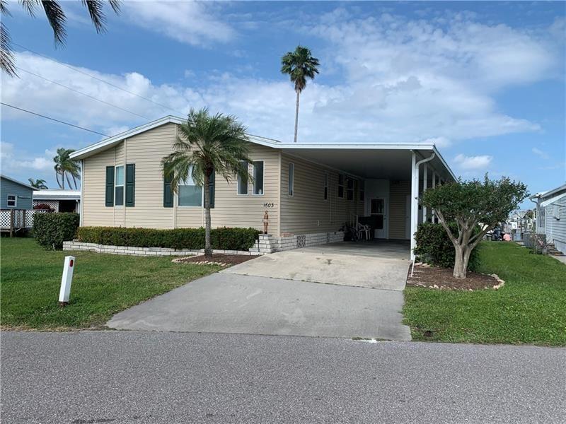 1603 28TH AVENUE W, Palmetto, FL 34221 - MLS#: A4496161
