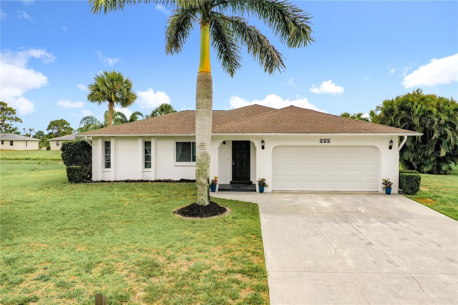 Photo of 222 ANNAPOLIS LANE, ROTONDA WEST, FL 33947 (MLS # D6119161)