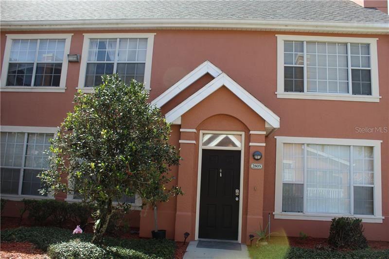 8917 LEE VISTA BOULEVARD #2805, Orlando, FL 32829 - MLS#: O5850162
