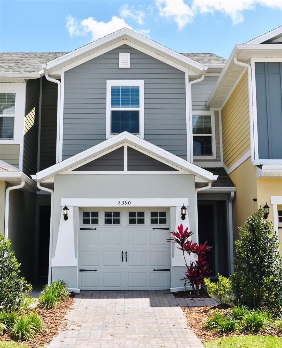 2390 SEDGE GRASS WAY, Orlando, FL 32824 - MLS#: O5942162