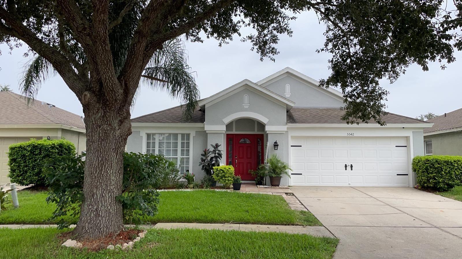 5542 GRINDSTONE LOOP, Wesley Chapel, FL 33544 - #: T3329162