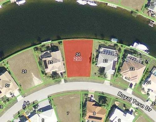 Photo of 1248 ROYAL TERN  LOT #24 DRIVE, PUNTA GORDA, FL 33950 (MLS # C7430163)