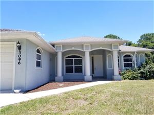 Photo of 3096 WYOLA AVENUE, NORTH PORT, FL 34286 (MLS # C7416164)