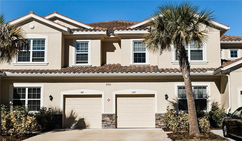 8332 ENCLAVE WAY #103, Sarasota, FL 34243 - #: A4454164