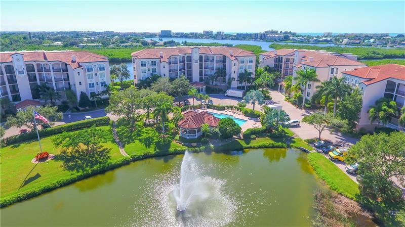 Photo of 5440 EAGLES POINT CIRCLE #205, SARASOTA, FL 34231 (MLS # A4463165)