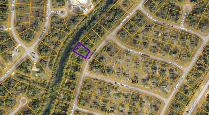 Photo of GASKINS CIRCLE, NORTH PORT, FL 34288 (MLS # C7442165)
