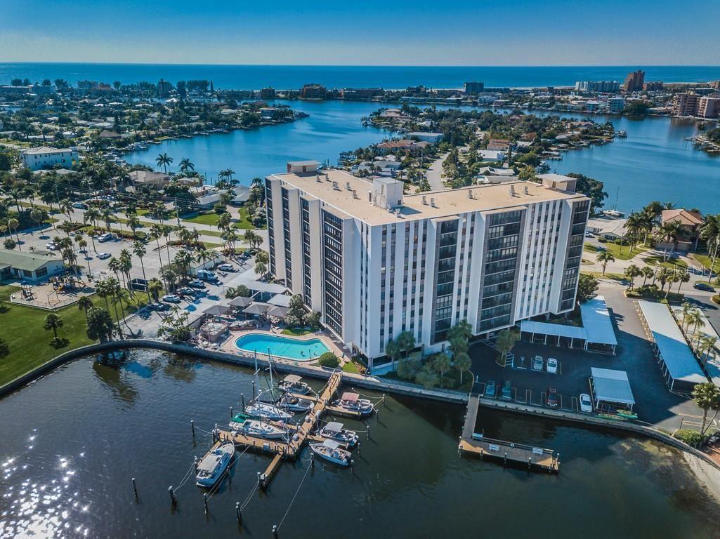 10355 PARADISE BOULEVARD #1010-1, Treasure Island, FL 33706 - MLS#: L4926165