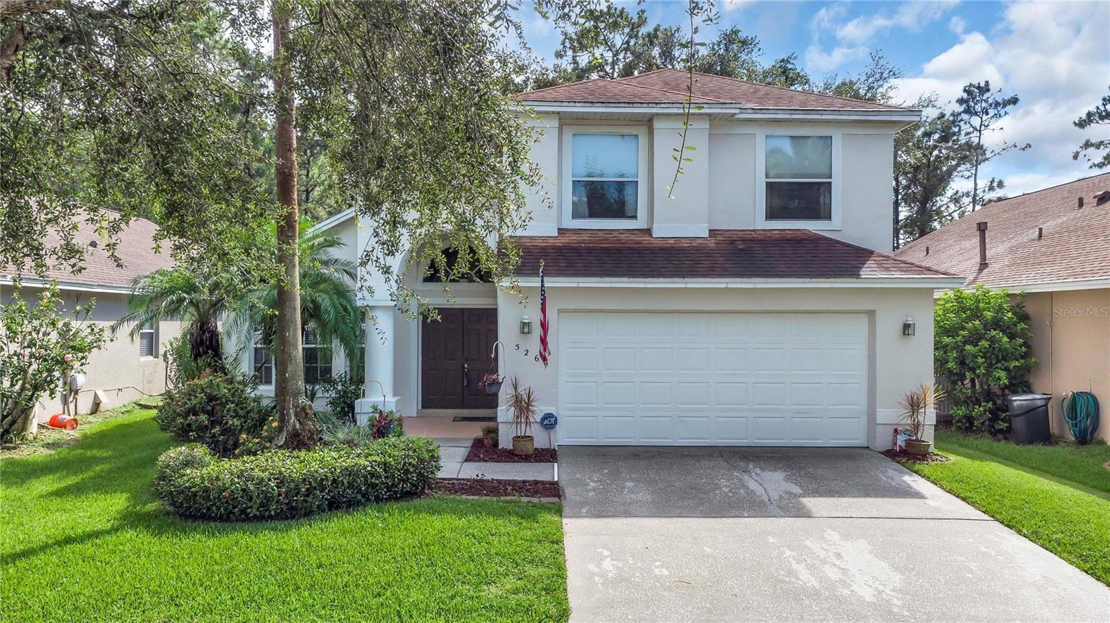 526 FITZWILLIAM WAY, Orlando, FL 32828 - #: O5960165