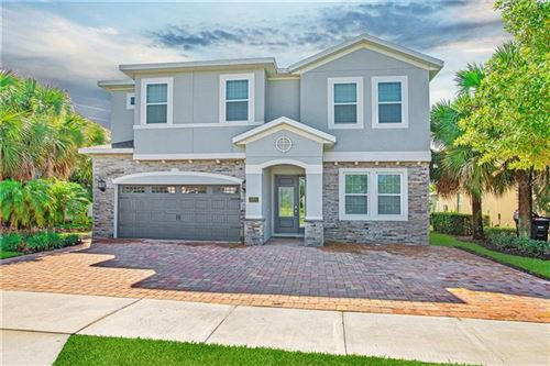 Photo of 131 LASSO DRIVE, KISSIMMEE, FL 34747 (MLS # O5865166)