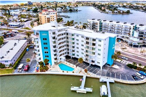 Photo of 285 107TH AVENUE #405, TREASURE ISLAND, FL 33706 (MLS # T3208166)