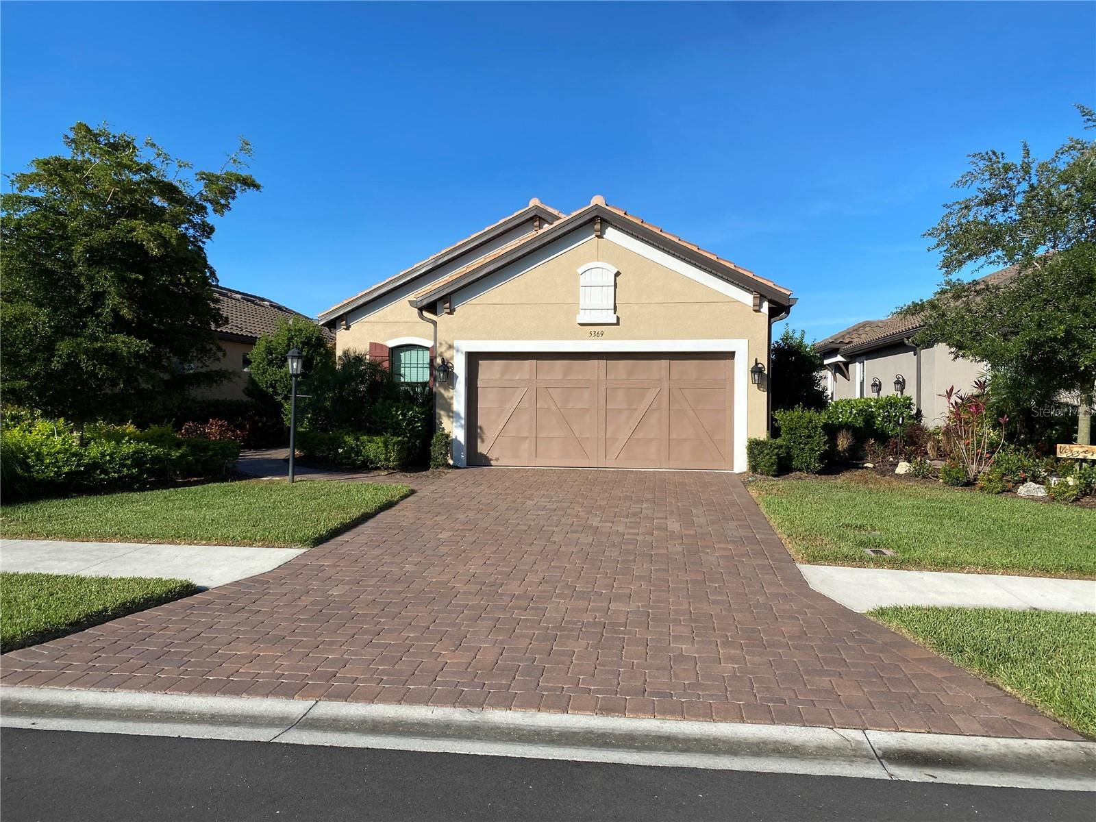 5369 MANCHINI STREET, Sarasota, FL 34238 - #: A4502166
