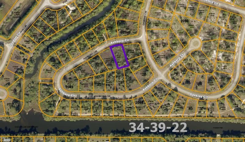 Photo of ASHBORO CIRCLE, NORTH PORT, FL 34288 (MLS # C7442166)