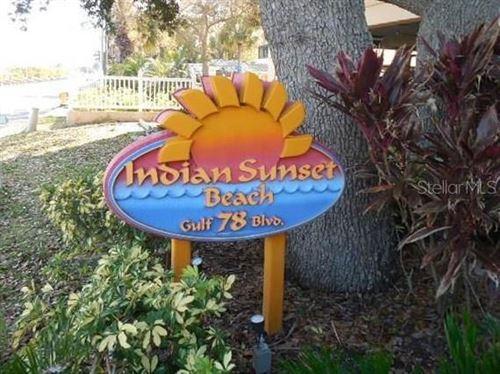 Photo of 78 GULF BOULEVARD #2, INDIAN ROCKS BEACH, FL 33785 (MLS # T3276169)
