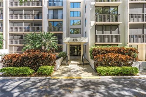 Photo of 220 BELLEVIEW BOULEVARD #312, BELLEAIR, FL 33756 (MLS # U8078169)