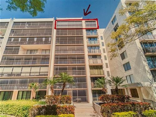 Photo of 220 BELLEVIEW BOULEVARD #812, BELLEAIR, FL 33756 (MLS # U8115169)