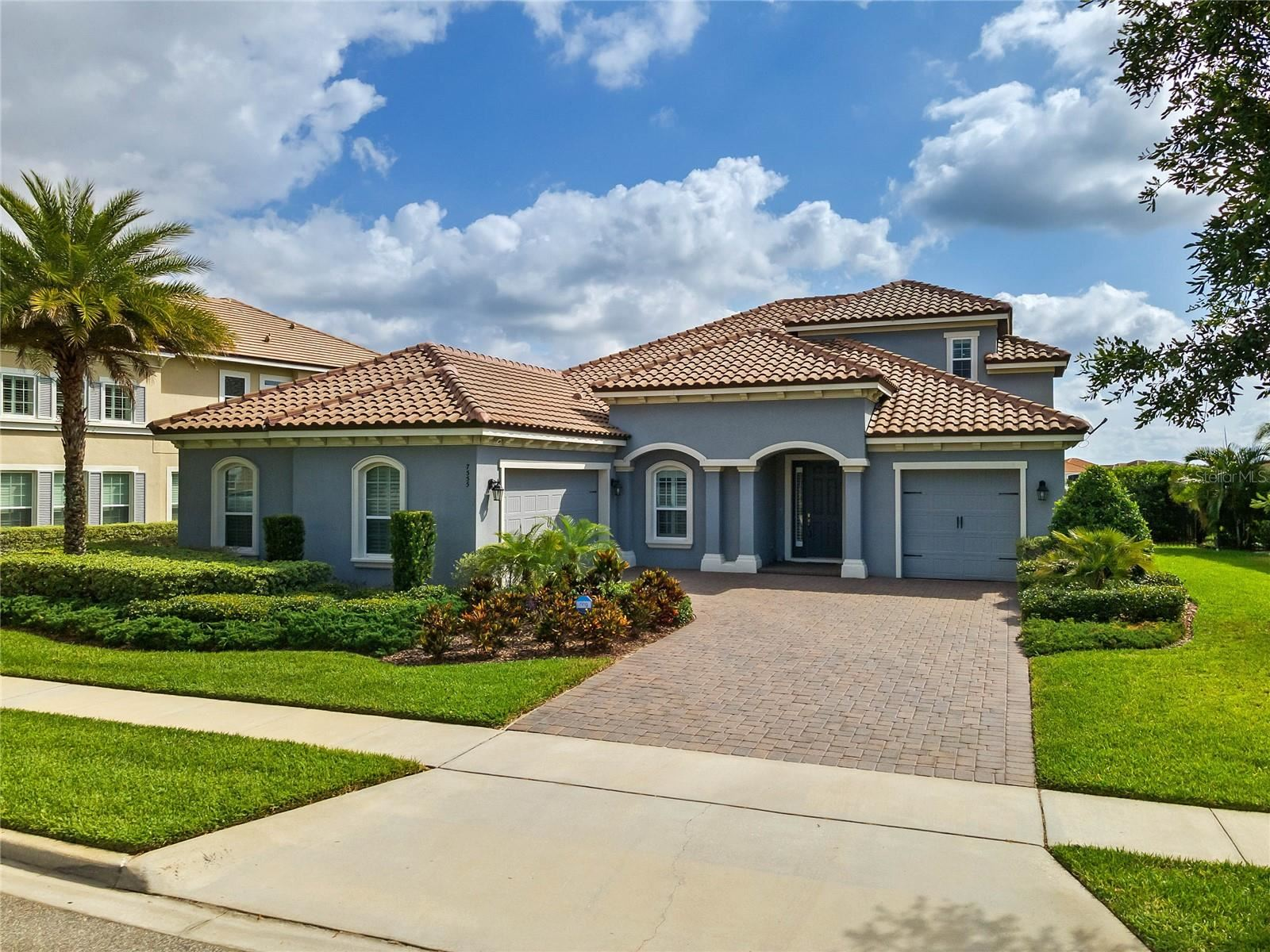 7555 GREEN MOUNTAIN WAY, Winter Garden, FL 34787 - #: O5948169