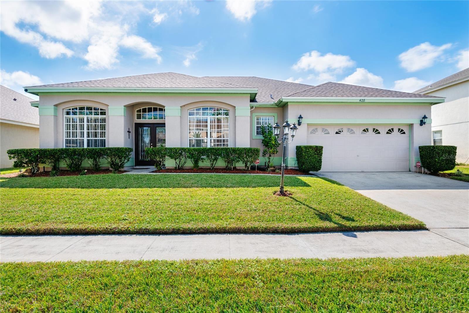 428 KNIGHT LAND COURT, Orlando, FL 32824 - #: O5973169