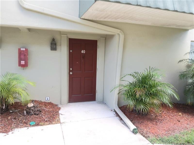 1799 N HIGHLAND AVENUE #40, Clearwater, FL 33755 - #: U8090170