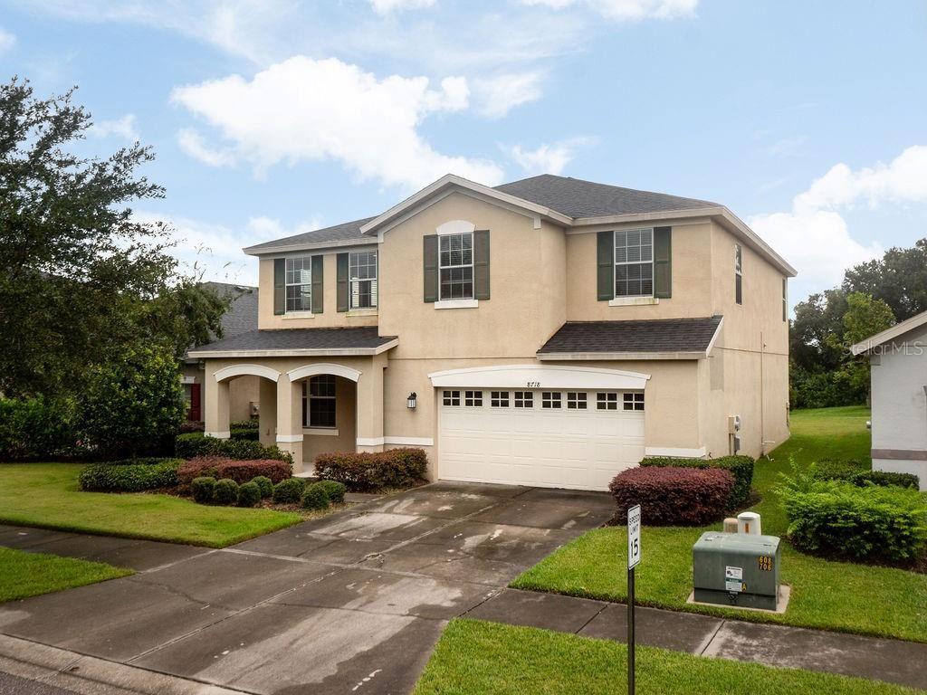 8718 TURNSTONE SHORE LANE, Riverview, FL 33578 - #: U8137170