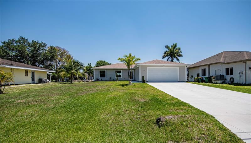 Photo of 4120 MUNSON STREET, PORT CHARLOTTE, FL 33948 (MLS # C7442171)