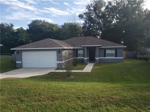 Photo of 13449 SE 44TH COURT, BELLEVIEW, FL 34420 (MLS # A4485172)