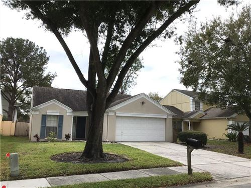 Photo of 4927 CYPRESS TRACE DRIVE, TAMPA, FL 33624 (MLS # T3214173)