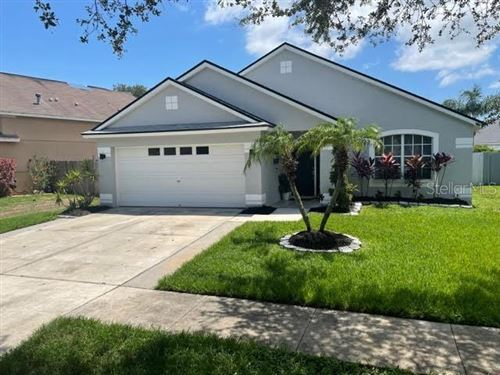 Photo of 6241 CRICKETHOLLOW DRIVE, RIVERVIEW, FL 33578 (MLS # T3312173)