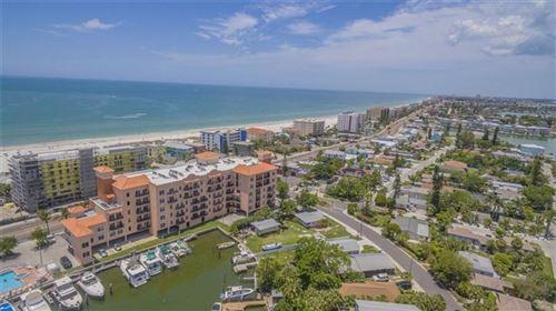 Photo of 13235 GULF BOULEVARD #309, MADEIRA BEACH, FL 33708 (MLS # O5904175)