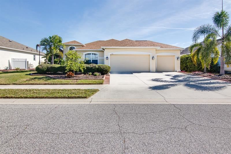 Photo of 4312 NOBLE PLACE, PARRISH, FL 34219 (MLS # T3286175)