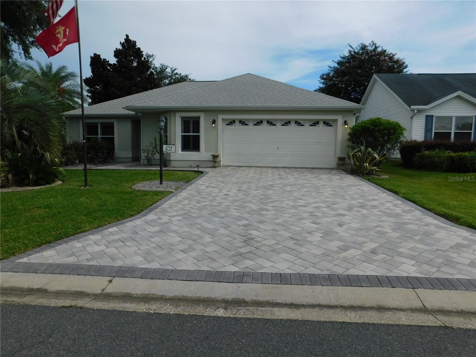 2714 GRANT WAY, The Villages, FL 32162 - #: O5961176