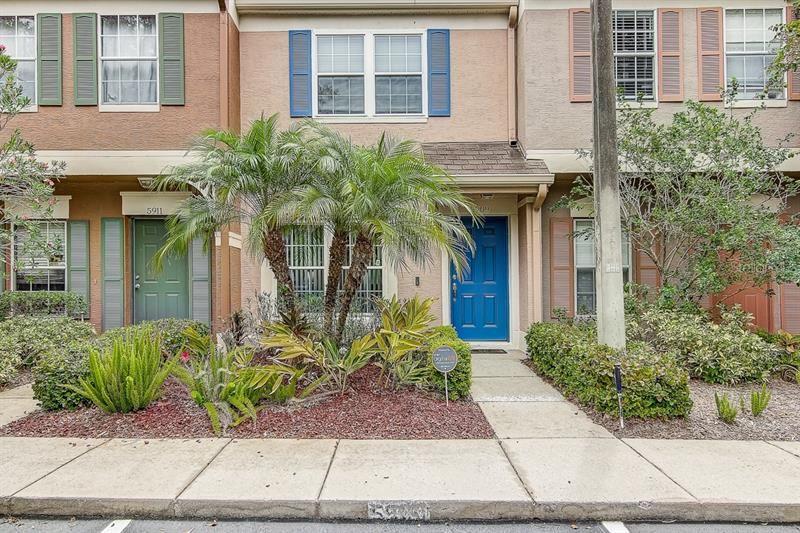 5909 BAYSIDE KEY DRIVE, Tampa, FL 33615 - MLS#: T3258176