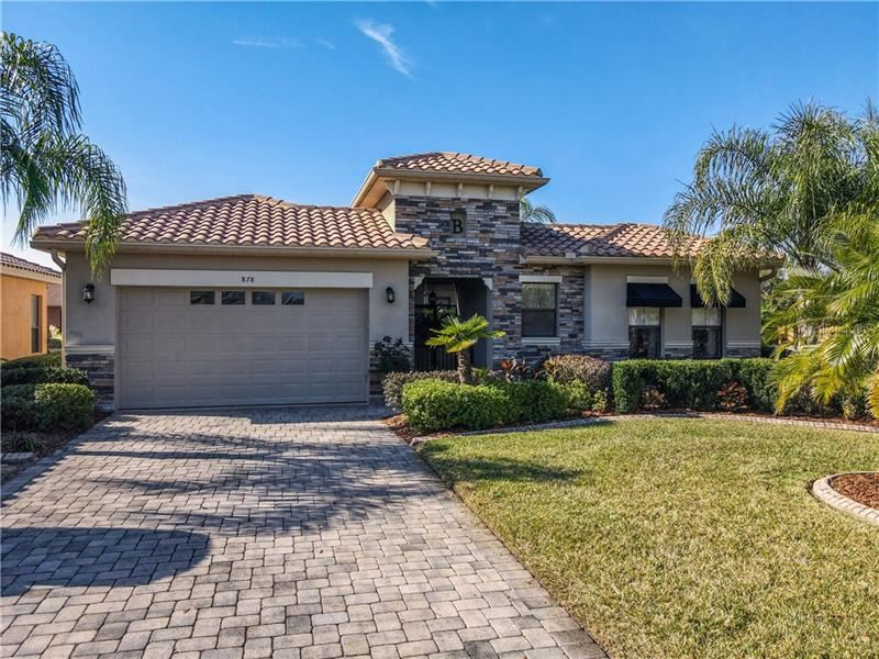 Photo of 878 BELLA VIANA ROAD, KISSIMMEE, FL 34759 (MLS # S5045178)