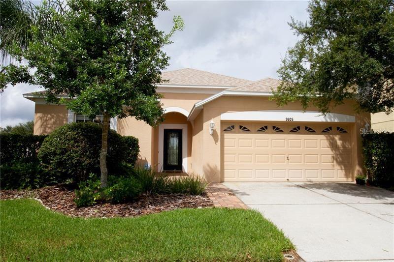 9605 BATON ROUGE LANE, Land O Lakes, FL 34638 - #: T3265178