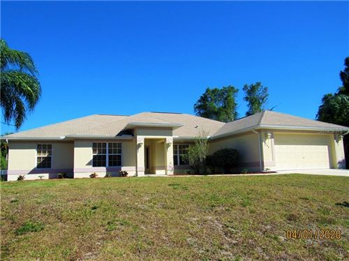 Photo of 3744 MONDAY TERRACE, NORTH PORT, FL 34286 (MLS # A4464179)
