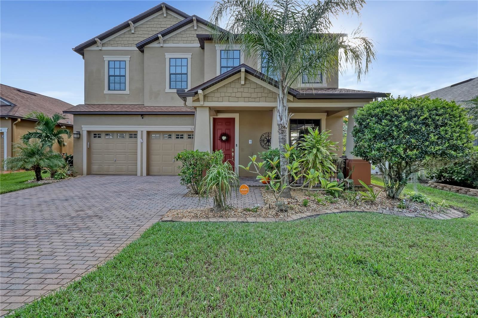 9707 MOSS ROSE WAY, Orlando, FL 32832 - #: S5057179