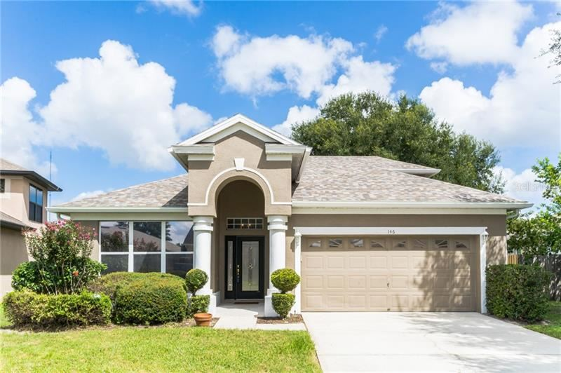 146 BRASSINGTON DRIVE, DeBary, FL 32713 - MLS#: O5888180