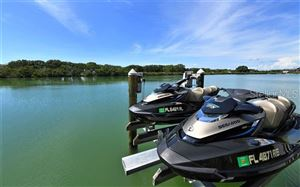 Tiny photo for 65 LIGHTHOUSE POINT DRIVE, LONGBOAT KEY, FL 34228 (MLS # A4438181)