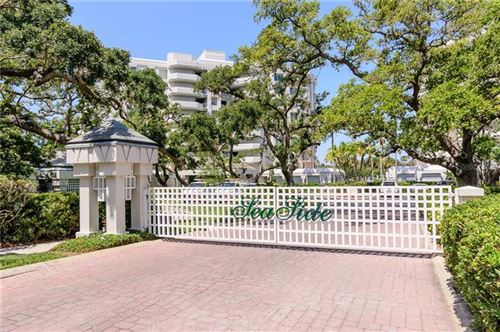Photo of 1 SEASIDE LANE #101, BELLEAIR, FL 33756 (MLS # U8074181)